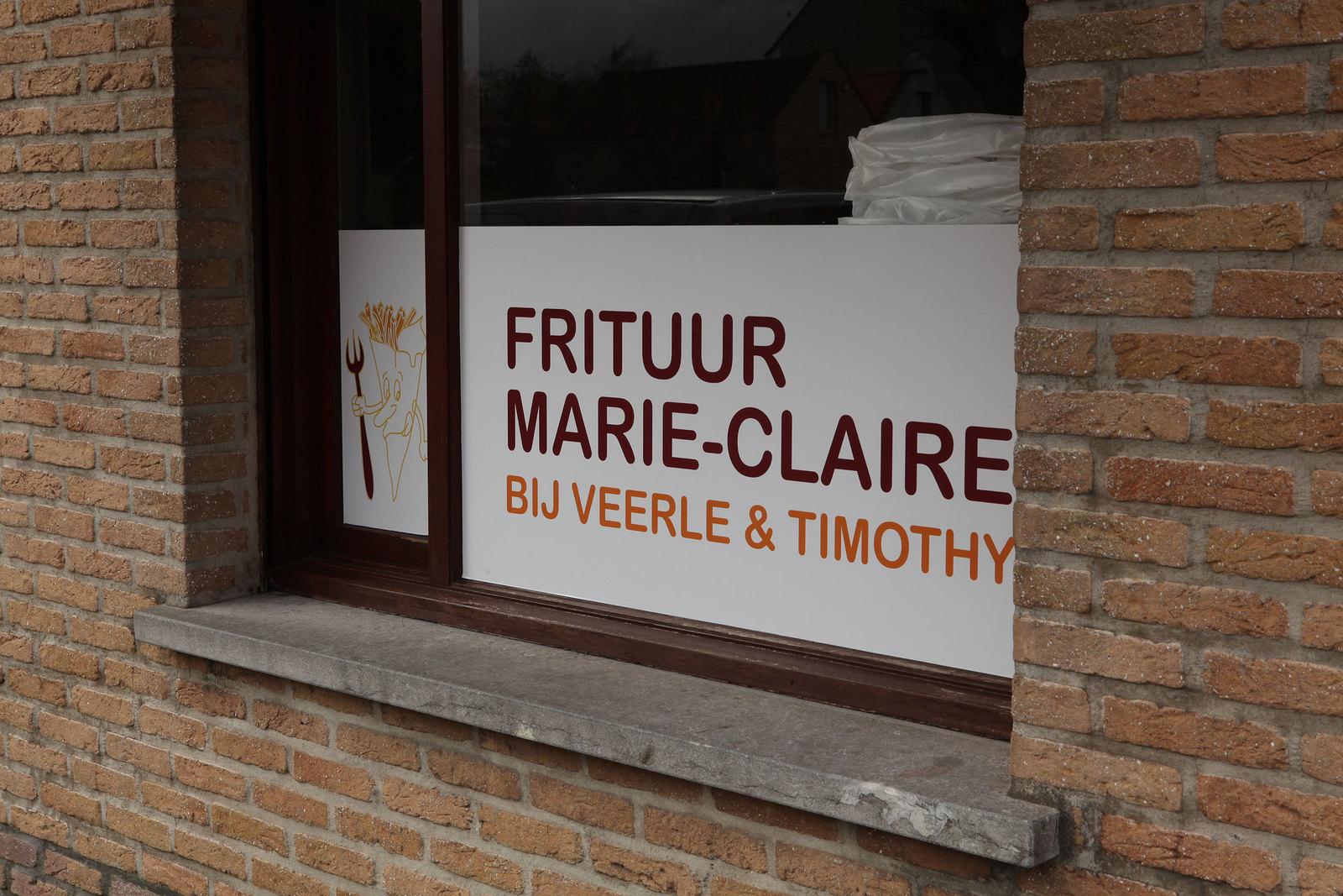 Frituur Marie Claire